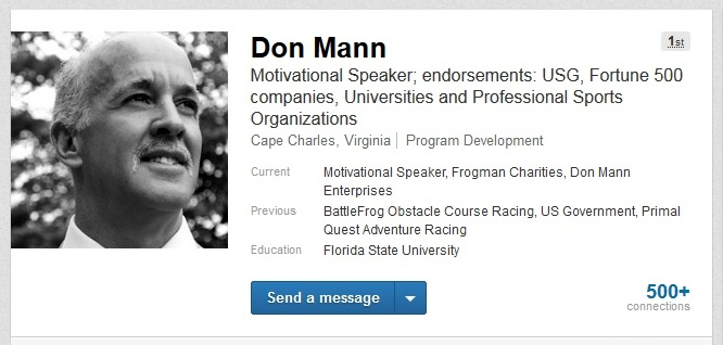 Don Mann profile